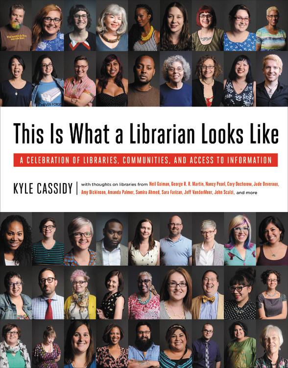 librarian book cover