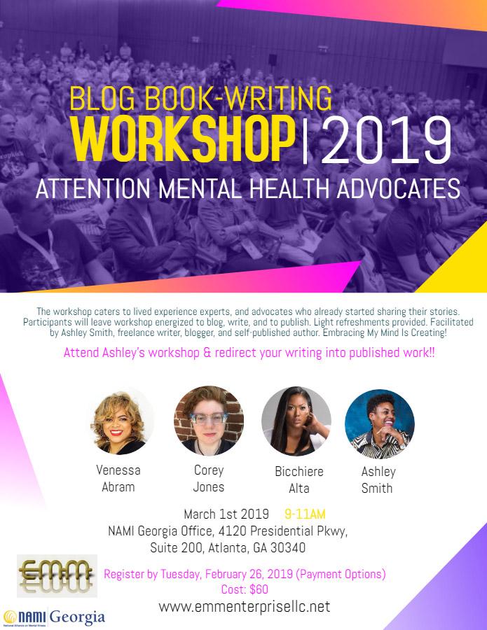 ashley 2019 march workshop